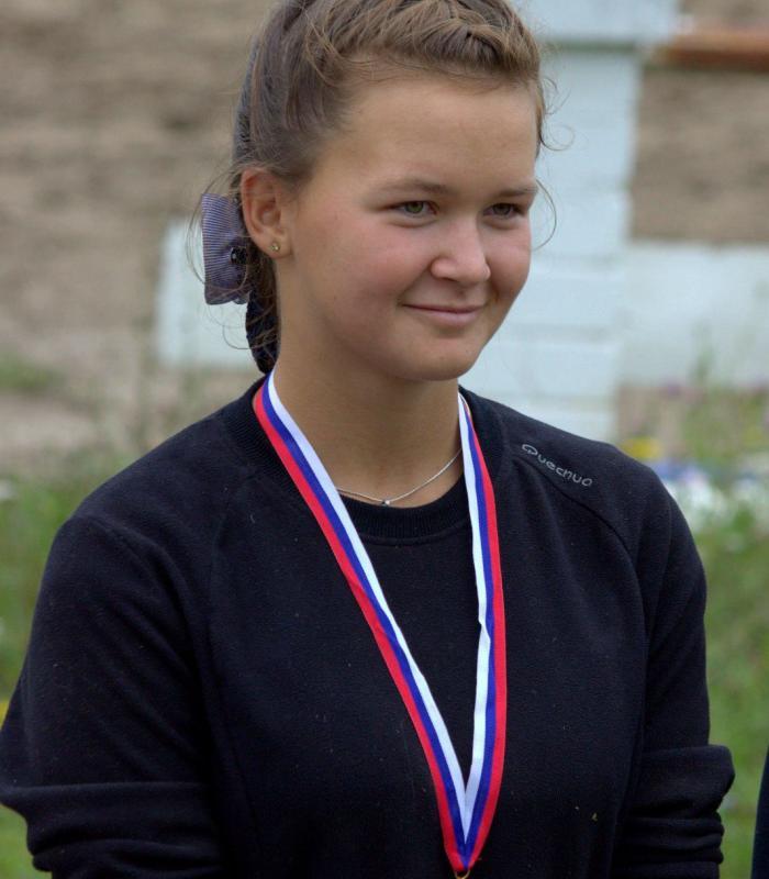 Сборная Орловской области Журман Мария